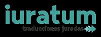 Logo Iuratum, traducción jurada
